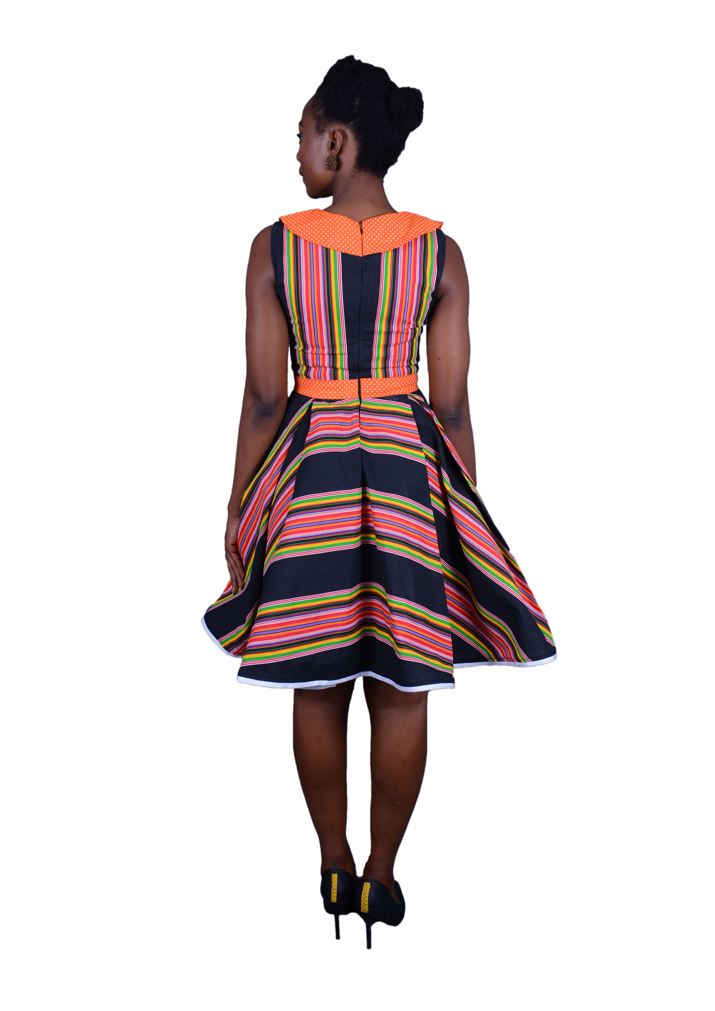 Rubicon Clothing Mun'wenda Dress