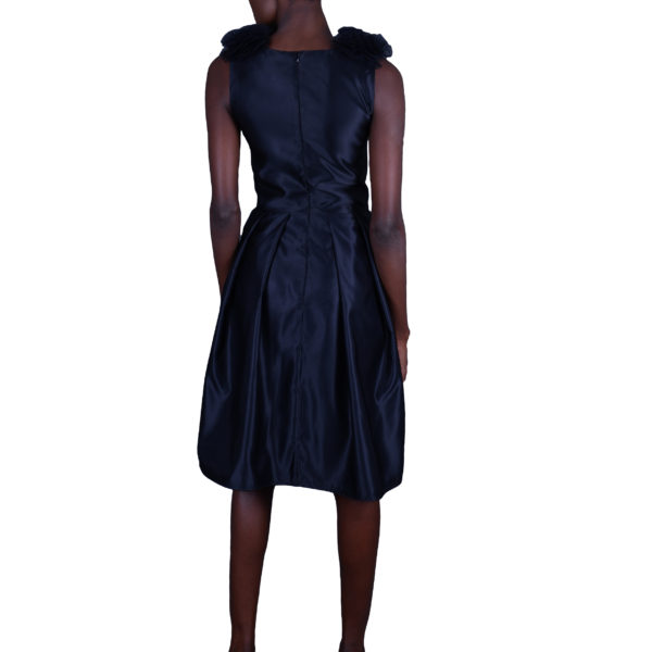 Rubicon Alice Dress with Pleats