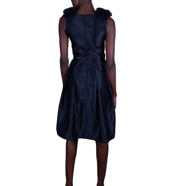 Rubicon Alice Dress with Pleats