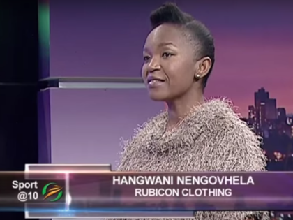 Thomas Mlambo interviews fashion designers Hangwani Nengovhela and Mika Stefano.