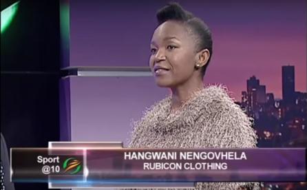 Hangwani Rubicon SABC Sport